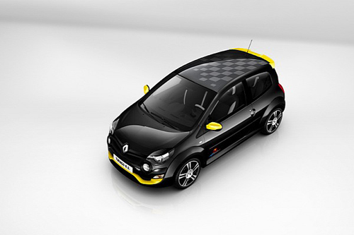Renault Twingo RS Red Bull Racing RB7 скоро станет доступен