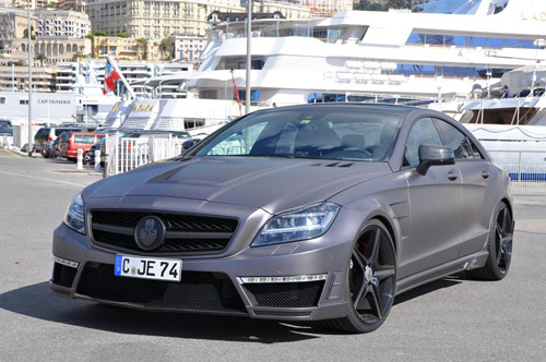 Mercedes-Benz CLS63 AMG от German Special Customs