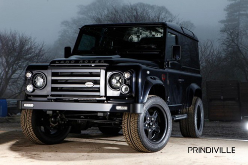 Тюнинг Land Rover Defender от Prindiville