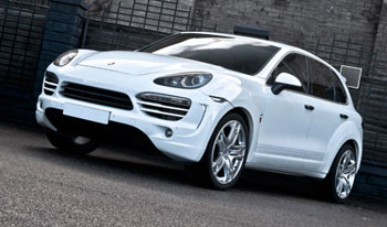 Kahn Design представит в Женеве Porsche Cayenne Supersport Wide Track